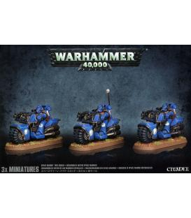 Warhammer 40,000: Space Marines (Bike Squad)