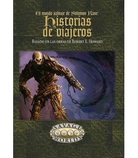 Savage Worlds: Solomon Kane - Historias de Viajeros