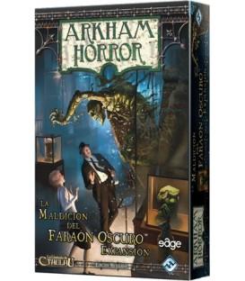 Arkham Horror: La Maldición del Faraón Oscuro (Edición Revisada)