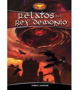 La Sombra del Rey Demonio: Relatos del Rey Demonio