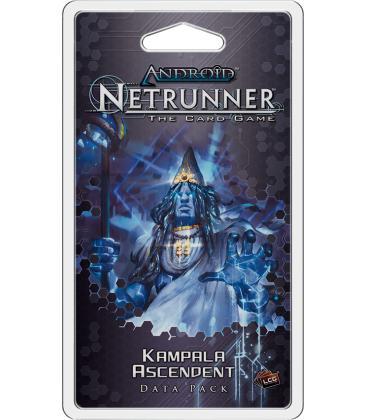 Android Netrunner: Kampala Ascendent / Ciclo Kitara 6 (Inglés)
