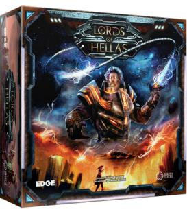 Lords of Hellas (+ Promo Odiseo)