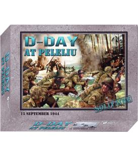 D-Day at Peleliu (Inglés)