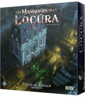 Las Mansiones de la Locura: Calles de Arkham