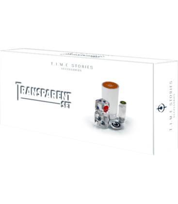 T.I.M.E. Stories: Set Transparente