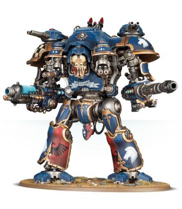 Warhammer 40,000: Imperial Knights - Knight Castellan