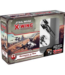 Star Wars X-Wing: Renegados de Saw