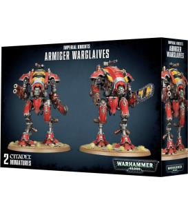 Warhammer 40,000: Imperial Knights - Armiger Warglaives