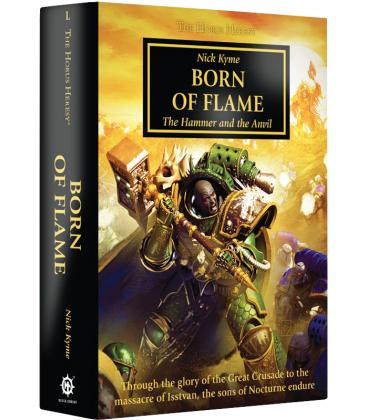 The Horus Heresy: Born of Flame - The Hammer and the Anvil