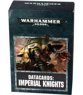 Warhammer 40,000: Imperial Knights - Datacards