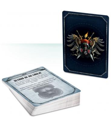Warhammer 40,000: Imperial Knights - Datacards