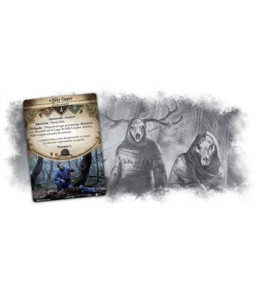 Arkham Horror LCG: Regreso a la Noche de la Fanática