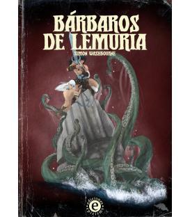 Bárbaros de Lemuria (+ Krongar y el Valle Perdido de los Morgal)