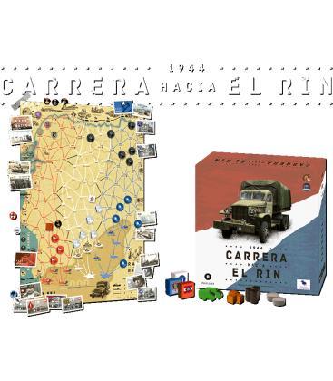 1944 Carrera Hacia el Rin