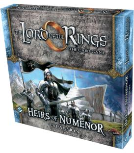 The Lord of the Rings LCG: Heirs of Numenor (Inglés)