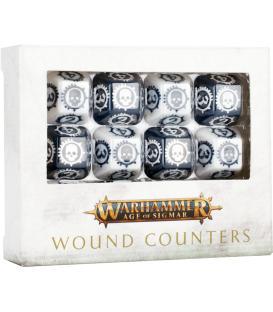 Warhammer Age of Sigmar: Marcadores de Heridas