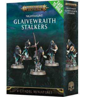 Warhammer Age of Sigmar: Nighthaunt Glaivewraith Stalkers