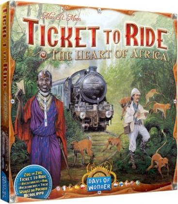 ¡Aventureros al Tren! El Corazón de África