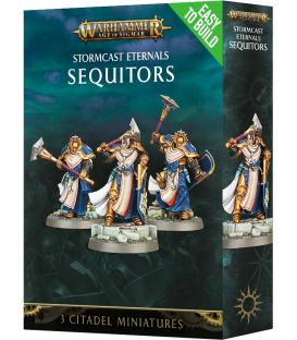 Warhammer Age of Sigmar: Stormcast Eternals Sequitors (easy to Build)