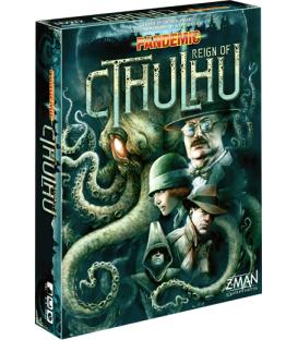 Pandemic: Reign of Cthulhu (Inglés)