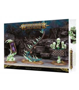 Warhammer Age of Sigmar: Nighthaunt Hechizos Permanentes
