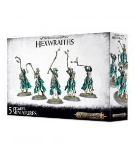 Warhammer Age of Sigmar: Nighthaunt Hexwraiths