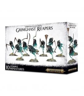 Warhammer Age of Sigmar: Nighthaunt Grimghast Reapers