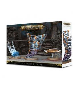 Warhammer Age of Sigmar: Stormcast Eternals (Hechizos Permanentes)