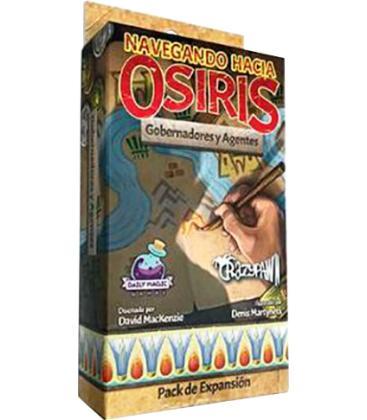 Navegando hacia Osiris: Gobernadores y Agentes