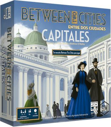 Between Two Cities: Capitales