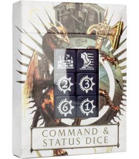 Warhammer Age of Sigmar: Dados de Mando y Estado