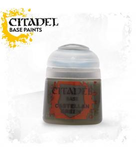 Pintura Citadel: Base Castellan Green