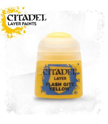 Pintura Citadel: Layer Flash Gitz Yellow