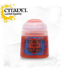 Pintura Citadel: Layer Evil Sunz Scarlet