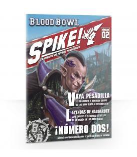 Blood Bowl: Spike! nº2 - La Revista de Fútbol Fantástico