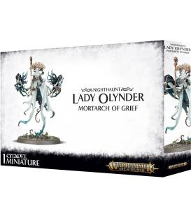 Warhammer Age of Sigmar: Nighthaunt (Lady Olynder Mortarch of Grief)