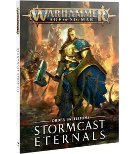 Warhammer Age of Sigmar: Tomo de Batalla Orden Stormcast Eternals