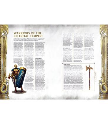 Warhammer Age of Sigmar: Tomo de Batalla Muerte Stormcast Eternals
