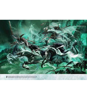 Warhammer Age of Sigmar: Tomo de Batalla Muerte Nighthaunt