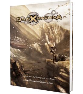 Deus X Machina (Edición Verkami) + Mapa