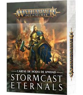 Warhammer Age of Sigmar: Stormcast Eternals Tarjetas de Unidad