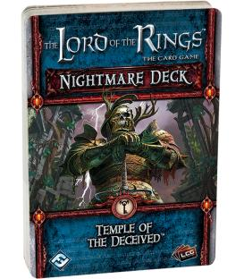 Nightmare Deck: Temple of the Deceived (Inglés)