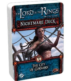 Nightmare Deck: The City of Corsairs (Inglés)