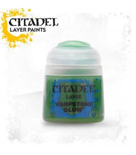 Pintura Citadel: Layer Warpstone Glow