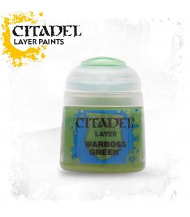 Pintura Citadel: Layer Warboss Green