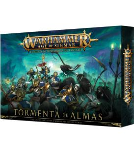 Warhammer Age of Sigmar: Tormenta de Almas