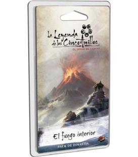 La Leyenda de los Cinco Anillos LCG: El Fuego Interior / Ciclo Elemental 3