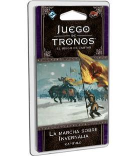 Juego de Tronos LCG: La Marcha sobre Invernalia / Danza de Sombras 2