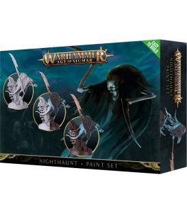 Warhammer Age of Sigmar: Nighthaunt (+ Set de Pintura)