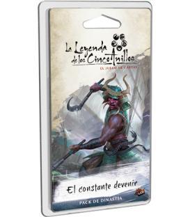 La Leyenda de los Cinco Anillos LCG: El Constante Devenir / Ciclo Elemental 4